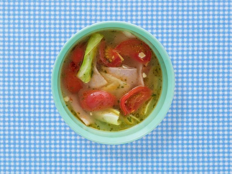 ペペロンスープ