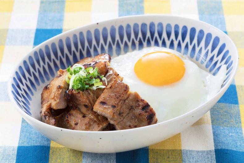 今治風豚バラ丼2