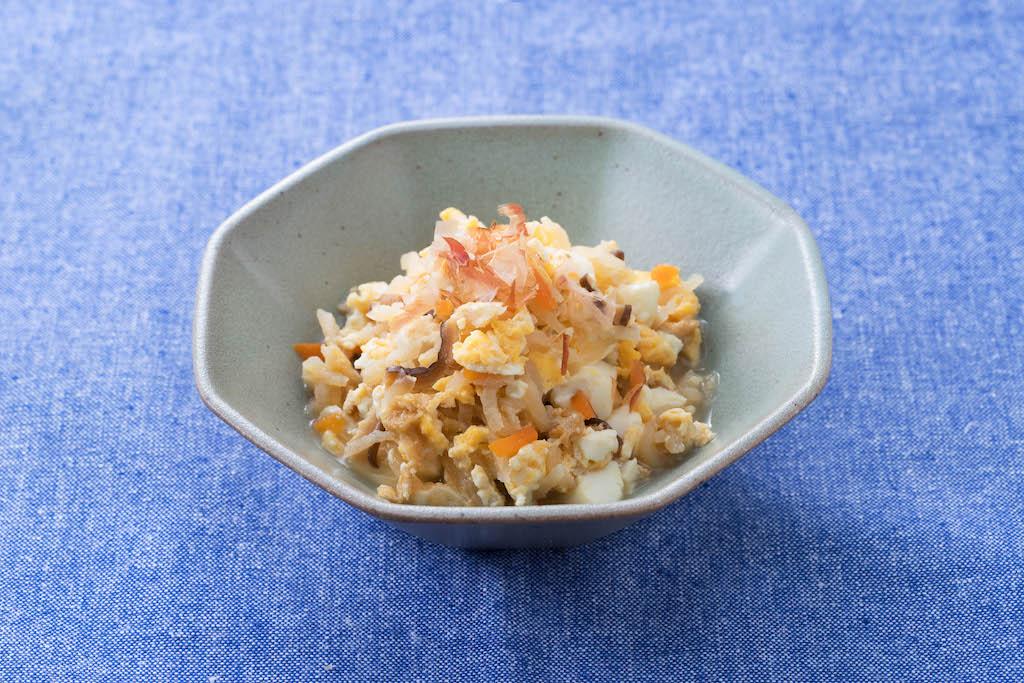 炒り豆腐 アレンジ